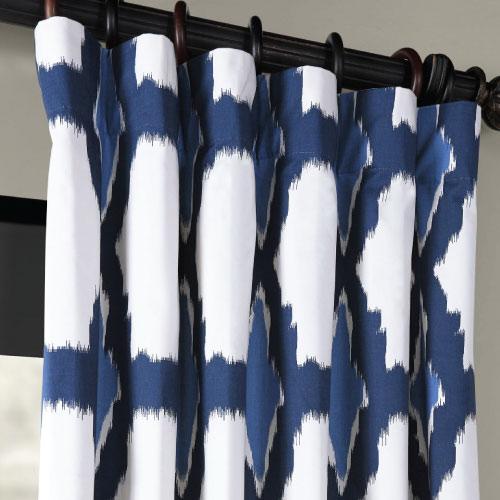 rakha textiles blue and white pattern